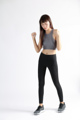ชื่อสินค้า : กางเกงขายาว - Pace Leggings in Charcoal  - กางเกงเอวสูงดีไซน์เฉพาะ  ใส่แล้วหุ่นสวย เก็บหน้าท้อง จะใส่เล่นกีฬาหรือมิกซ์แอนแมทช์ในวันสบายๆก็ดูดีมีสไตล์ได้ไม่ยาก  - เนื้อผ้านุ่มสบาย ยืดหยุ่น 4 ทิศทาง ช่วยระบายเหงื่อ และแห้งได้ไว มั่นใจในทุกการเคลื่อนไหว  -ตัดเย็บด้วยตะเข็บแบบเรียบไม่ทำให้เกิดการเสียดสีกับผิวหนัง พร้อมเย็บเป้าแบบสามเหลี่ยม ทำให้คุณรู้สึกมั่นใจทุกครั้งที่สวมใส่  -มีกระเป๋าเล็กๆซ่อนไว้ด้านใน สำหรับใส่มือถือหรือเก็บของจุกจิกได้ ---------------------------------------------- - Perfectly designed to keep you fit and comfortable   - Four-way stretchable, cutting-edge and super supportive material   - Crafted from super comfy Polyester/Spandex fabric ensuring cool and dry feel.  #กางเกง #กางเกงผู้หญิง #กางเกงขายาว #กางเกงออกกำลังกาย #กางเกงเลกกิ้ง