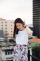 ชื่อสินค้า: เสื้อยืดคอกลม แขนสั้น กระเป๋าอกซ้าย สไตล์เกาหลี เนื้อผ้า: cotton 100% Color: สีขาว