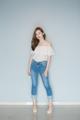 ชื่อสินค้า : Emma cropped skinny jeans กางเกงยีนส์ ขายาว ทรงเข้ารูปเล็กน้อย ขอเต่อเบาๆ กำลังเป็นที่นิยม ดีไซน์เก๋ที่ปลายขา เป็นแบบพับขา สาวๆที่ชื่นชอบยีนส์ตัวนี้เป็นอีกหนึ่งไอเท็มที่น่าซื้อมากๆเลยทีเดียว  #กางเกง #กางเกงขายาว #กางเกงผู้หญิง #กางเกงผู้หญิงขายาว #กางเกงขายาวผู้หญิง #กางเกงยีนส์ #กางเกงยีนส์ขายาว