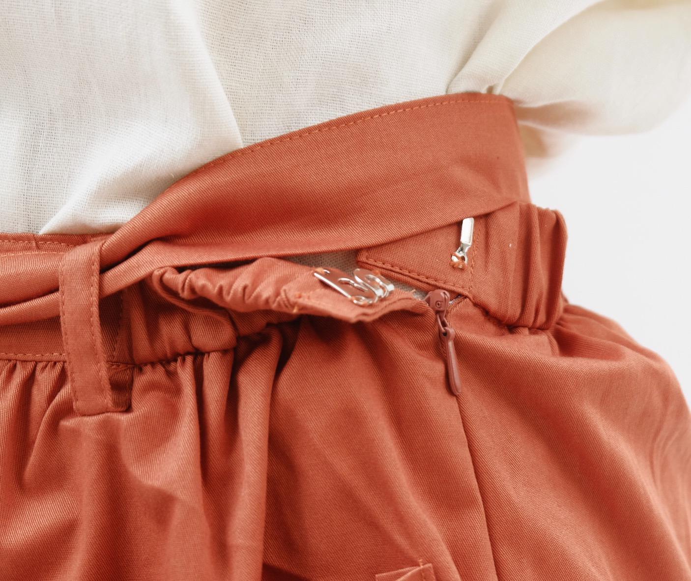 เสื้อผ้าผู้หญิง,กระโปรง,กระโปรงสั้น