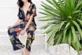 เซ็ตเสื้อผูกปม + กางเกงขากระบอก  ผ้าสปันจ์ มี2ไซส์นะคะ เช็คไซส์ได้จากรูปสุดท้าย  ลาย : Navy hawaii  #เสื้อผ้าผู้หญิง #เสื้อผู้หญิง #เสื้อแขนสั้น #เสื้อผูกเอว #ผูกเอว #กางเกง #กางเกงผู้หญิง #กางเกงขายาว #กางเกงขายาวผู้หญิง #กางเกงผู้หญิงขายาว