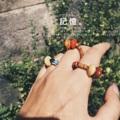 [ 記憶。] - KIOKU RING : rings like a memory of your life.  , take one set from kaiteki-life To be your own to have happiness memory together.   - 3 rings one set - With wood materials style PER SET : 590 B free ems shipping SIZE : freesize ( us 5-9 ) Unisex item !  * All products from kaiteki life Are from handmade and heart create Please enjoy and feel free with my design Thank you so much !  #kaiteki.life