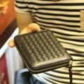 Ulzzang Wallet  กระเป๋าสตางค์ดีไซน์สวยหรู มีช่องใส่บัตรเยอะ  ผลิตจากหนัง PU เกรดA ทนทาน  ขนาด13*11cm Price : 590.-