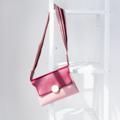 VENUS BAG กระเป๋าช่วยเพิ่มสีสัน เติมความสดใส ทำให้การแต่งตัวของเราเป็นเรื่องสนุกมากขึ้น  มีสายให้ 2 สาย (สายหนัง + สายผ้า) ----------------------------------------------- ***มีให้เลือก 5 สี ดำ, เทา, ชมพู-แดง, แดง-น้ำเงิน, มัสตาร์ด  ***กว้าง 8.5 สูง 6 ด้านข้าง 4 นิ้ว -----------------------------------------------  ภาพสินค้าจะสว่างกว่าสินค้าจริงประมาณ2สเต็ป เนื่องจากในการถ่ายภาพ ต้องใช้แสงเพื่อให้เห็น รายละเอียดสินค้าชัดเจน ภาพทั้งหมดจะถ่ายโดย ใช้แสงกลางวัน ภาพที่สีใกล้เคียงของจริงมากที่สุด คือภาพดีเทลสินค้า  #กระเป๋า #กระเป๋าหนัง #กระเป๋าสะพาย #กระเป๋าผู้หญิง