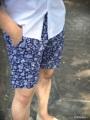 """"""" Floral Printed Shorts """"  กางเกงขาสั้นลายดอก ที่มาพร้อมกับเนื้อผ้า Printed Cotton ที่บางเบาเหมาะกับสภาพอากาศที่โคตรร้อนอย่างประเทศไทย และทรงที่เข้ารูปพอดีตัว ใส่สบาย เคลื่อนไหวได้สะดวก ที่สำคัญยังให้คุณได้เพิ่มสไตล์แต่งตัวไปเที่ยวทะเลได้อย่างมีสีสัน !!!  #กางเกง #กางเกงขาสั้น #กางเกงขาสั้นผู้ชาย #กางเกงผู้ชายขาสั้น #กางเกงผู้ชาย"""