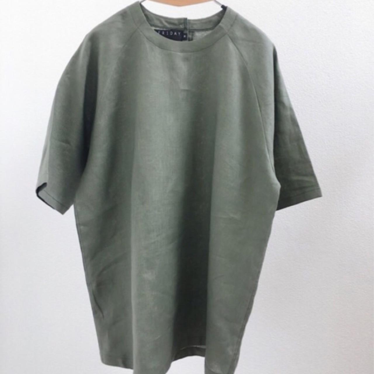 myfridayshop,เสื้อคอกลม,เสื้อแขนสั้น,เสื้อตัวใหญ่,เสื้อoversized