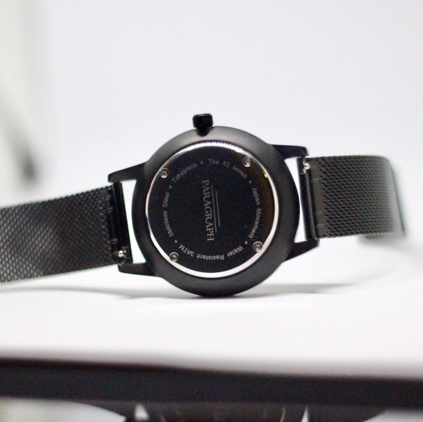 MyParagraph,ParagraphWatches,นาฬิกา,นาฬิกาข้อมือ