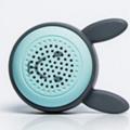 Bluetooth Speaker : ลำโพงจิ๋ว ราคา 550 บาท -------- อุปกรณ์ภายในกล่อง ลำโพงบูลทูธ 1 อัน สายชาร์จ MicroUSB 1 เส้น -------- คุณสมบัติ Model : Y1 เชื่อมต่อผ่านบูลทูธ ใช้งานต่อเนื่อง 1 ชม., สแตนบาย 6 ชม. ใช้เป็นรีโมทคุมชัตเตอร์ถ่ายรูปได้ คุณภาพเสียงดี