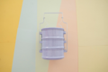 🍦 กลับมาเพิ่มสีสันอีกครั้งกับ ปิ่นโตสีใหม่ Mangosteen Pinto : Switch 🍭 Sweet Collection สีเหลือง pastel น่ารัก น่ากิน กันเลย เอาใจคนที่รักสีม่วงกับแบบสุดๆ :)  - - - - - - - - - - - - - - - - - - - - - - - - - - - - - - - ✐ รายละเอียดสินค้า - - - - - - - - - - - - - - - - - - - - - - - - - - - - - - - • สี : ม่วง • วัสดุ : Steel, Enamelware  • ขนาดเส้นผ่านศูนย์กลาง 11 เซนติเมตร  • ความสูงไม่รวมหูหิ้ว 14 เซนติเมตร   - - - - - - - - - - - - - - - - - - - - - - - - - - - - - - - ✐ วิธีใช้งาน และการดูแลเก็บรักษา  - - - - - - - - - - - - - - - - - - - - - - - - - - - - - - - • สามารถใช้กับเตาอบและเครื่องอบไอน้ำ ความร้อนสูงสุดที่ 356F / 180C • สามารถน้ำเข้าช่องเเช่แข็งได้ • ไม่สามารถโดนเปลวไฟ • ไม่สามารถนำเข้าไมโครเวฟได้ เนื่องจากสินค้ามีวัสดุเป็นเหล็ก จึงไม่สามารถเอาเข้าไม่โครเวฟได้ • ล้างด้วยมือและฟองน้ำนิ่มๆ หลีกเลี่ยงการใช้แปร หรือ ฝอยขัดหม้อ อาจทำให้พื้นผิวของสินค้าขรุขระได้  • เช็ดหรือตากให้แห้งก่อนเก็บ • สามารถใช้กับเครื่องล้างจานได้ • หากกรณีสีที่เคลือบหลุดเห็นเหล็กด้านใน เหล็กกล้าโดยธรรมชาติจะถูกออกซิเดสและออสซิลโลแวร์ปลอดภัยต่อการใช้งาน