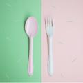 Pink Spoon+Green Mint Fork : Switch 🍭 Sweet Collection  🍦 เพราะเราคิดว่าเราไม่ต้องเหมือนกันทุกอย่าง เราก็อยู่ด้วยกันได้อย่างสบาย ในชีวิตประจำวันเราจะเห็นของที่เป็นคู่ๆกันมักจะเหมือนกันไปซะทุกอย่าง ไม่ว่าจะเป็น รองเท้า ถุงเท้า ตะเกียบ รวมไปถึงช้อนส้อม แล้วถ้าหากพวกนั้นเป็นคู่กันเเต่ไม่เหมือนกันหล่ะจะเป็นยังงัย? เข้ากันได้มั้ย? และน่ารักขนาดไหน?🍦 .  จึงกลายมาเป็น concept สนุกๆ ของช้อนส้อม Switch🍭Sweet สลับสีสัน เพิ่มความน่ารัก สนุก และตื่นเต้นให้กับคนที่ได้ใช้ และสีสันที่แสนหวานมาจัดเต็มถึง 7 สีกันเลย นอกจากนี้เรายังปรับดีไซน์ ทั้งตัวช้อนให้ลึกเพื่อตักซุปได้มากขึ้น ด้ามจับที่ยาวขึ้นเพื่อให้จับได้ถนัดมากขึ้น และสุดท้ายเราปรับความหนาของ Stainless Steel หนาขึ้นและมีน้ำหนักมากขึ้นอีกด้วย  ✐ รายละเอียดสินค้า  • สี : ช้อนสีชมพู + ส้อมสีเขียวมิ้น • วัสดุ: Stainless Steel, Enamel • ความกว้าง 4.5 cm • ความยาว 19 cm.  ✐ วิธีใช้งาน และการดูแลเก็บรักษา   • สามารถใช้กับเตาอบและเครื่องอบไอน้ำ ความร้อนสูงสุดที่ 356F / 180C • สามารถน้ำเข้าช่องเเช่แข็งได้ • ไม่สามารถโดนเปลวไฟ • ไม่สามารถนำเข้าไมโครเวฟได้ เนื่องจากสินค้ามีวัสดุเป็นเหล็ก จึงไม่สามารถเอาเข้าไม่โครเวฟได้ • ล้างด้วยมือและฟองน้ำนิ่มๆ หลีกเลี่ยงการใช้แปร หรือ ฝอยขัดหม้อ อาจทำให้พื้นผิวของสินค้าขรุขระได้  • เช็ดหรือตากให้แห้งก่อนเก็บ • สามารถใช้กับเครื่องล้างจานได้ • หากกรณีสีที่เคลือบหลุดเห็นเหล็กด้านใน เหล็กกล้าโดยธรรมชาติจะถูกออกซิเดสและออสซิลโลแวร์ปลอดภัยต่อการใช้งาน