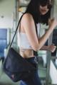 name : Wanderlust Camera Bag (S)  สีของภาพที่แสดงในจอกับสินค้าจริงอาจมีความแตกต่างเล็กน้อย  ** ตัวกระเป๋าบุวัสดุกันกระแทก : canvas 14 oz (ภายนอก) ผ้าคอตตอนแคนวาส เคลือบสารกันน้ำ สามารถลดแรงกระแทกจากภายนอกได้เปานกลาง  กระเป๋ากล้องแบบสะพายตัดเย็บด้วยผ้า Canvas เคลือบวัสดุกันน้ำ บุวัสดุกันกระแทก ออกแบบให้มีช่องกระเป๋าและ function การใช้งานที่หลากหลายเบา พกพาสะดวกตอบโจทย์ความต้องการของผู้ใช้งาน  ** ตัดเย็บด้วยผ้าแคนวาสกันน้ำ **ซิปและหัวซิปเป็นของ YKK  ความจุ : กระเป๋าช่องใน  - 1 ช่องซิปกลาง ภายในช่องมี 2 ช่องแบ่งเล็ก : ใส่ของได้หลากหลาย เช่น กล้อง เลนส์ กระเป๋าสตางค์ ฯลฯ 1 ช่องซิปภายนอก หยิบจับได้สะดวกเหมาะสำหรับของที่ต้องหยิบบ่อยๆ  - 1 ช่องกระเป๋าด้านหน้า + สายห้อยพวงกุญแจ : สำหรับเหรียญ บัตรต่างๆ ปากกา พวงกุญแจ ฯลฯ  มี 3 สีให้เลือก  - All black ดำ - Navy blue กรม / Orange ส้ม - Olive เขียว / Beige เบจ  Instruction care เพื่อรักษาคุณภาพของผ้า และความสามารถในการกันน้ำ  กรุณาอย่าซัก และหลีกเลี่ยงสารเคมีที่ใช้ซักผ้า หากเปื้อนแนะนำให้ซักเฉพาะจุดด้วยน้ำสบู่เจือจางและแปรงอ่อนๆ ตากให้แห้งในที่ร่ม  จุดเด่น - รูปทรงเล็กกระทัดรัด พกพาสะดวก - มีช่องเก็บของแยกส่วนกันชัดเจน - พกพาของสำคัญได้ครบถ้วน - ใช้ผ้าแคนวาสเคลือบวัสดุกันน้ำ - เย็บเนี้ยบ สวยงาม ทนทานแหล่งผลิตสินค้า / วิธีการผลิตสินค้ากระเป๋าทุกชิ้นประกอบขึ้นจากวัสดุคุณภาพดี ผ่านการตัดเย็บและคัดสรรจากช่างฝีมือดีในพื้นที่จังหวัดเชียงใหม่ ทำให้ได้สินค้าแบบ Custom ที่มีคุณภาพกว่าการผลิตแบบโรงงาน