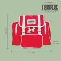 ชื่อสินค้า : Troopers Original Red กระเป๋าเป้ สำหรับนักเดินทาง ใครว่าต้องใบใหญ่เทอะทะ เดี๋ยวนี้เขาเน้นใบขนาดพอดีที่ตอบโจทย์การใช้งานกันมากกว่า เนื้อผ้าเป็นผ้าร่มชนิดหนา สามารถกันฝนได้ นอกจากจะเหมาะกับการใช้เดินทางแล้ว ยังสามารถใช้เป็นกระเป๋าเป้เก๋ๆ ในชีวิตประจำวันได้อีกด้วย คุ้มสุดๆไปเลย แบบนี้ไม่มีไม่ได้แล้ว  สี : แดง red  #กระเป๋า #กระเป๋าเป้ #กระเป๋าเดินทาง #กระเป๋าสะพาย