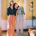 ชื่อสินค้า : Basic Flared Pants 2 colors : ส้ม Brick / เทา Grey S เอว25 สะโพก34 ยาว 37.5 M เอว27 สะโพก36 ยาว 37.5 L เอว29 สะโพก38 ยาว 37.5 Linen100%  #กางเกง #กางเกงขายาว #กางเกงผู้หญิง #กางเกงขายาวผู้หญิง #กางเกงผู้หญิงขายาว