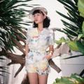 ชื่อสินค้า : Camp Collar Shirt (Hawaiian) Freesize Fabric : Linen สี : ขาว  #เสื้อผ้าผู้หญิง #เสื้อผู้หญิง #เสื้อเชิ้ต #เสื้อเชิ้ตแขนสั้น #เสื้อแขนสั้น #เสื้อเชิ้ตฮาวาย #เสื้อฮาวาย