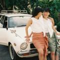 ชื่อสินค้า : ruffle pencil skirt s-m เอว 26.5 (เอวกลาง) สะโพก 35-36 M-L เอว28-29 (เอวกลาง) สะโพก37-38  Fabric : Linen  สี : เขียว , ส้ม  #กระโปรง #กระโปรงสั้น