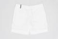 """:: ขาสั้นชิโนสีขาว White Chino Shorts ::   รายละเอียดสินค้า + ขนาด : Size S : เอว 30"""" สะโพก 38"""" ยาว 15"""" Size M : เอว 32"""" สะโพก 39"""" ยาว 15.5"""" Size L : เอว 34"""" สะโพก 40"""" ยาว 16"""" Size XL : เอว 36"""" สะโพก 41"""" ยาว 16.5"""" +โทนสี : ขาว + ราคา : 490บาท . . . . . . . . . . . . . . . . . . . . . . . . . . . . . . . . . .  คำอธิบายสินค้า (Description)  Chino Shorts 2018  กางเกงขาสั้นชิโนรุ่นใหม่ ผลิตจากผ้าคอตตอน 100% ช่วยระบายกาศได้ดีเหมาะสภาพอากาศของเมืองไทย พร้อมกับ Lafer Finishing ทำให้รู้สึกถึงผัวผัวที่นุ่มน่าใส่ของตัวผ้า  การเกงรุ่นนี้เป็นทรง Slim เข้ารูปกำลังพอ รวมกับความยาวที่พอเหมาะ มาพร้อมกระเป๋าด้านข้างด้านละใบ และเป๋าด้านหลังติดกระดุม 2ใบ กางเกงรุ่นนี้ใช้ซิปและตะขอหน้าคุณภาพของ YKK  กางเกงรุ่นนี้สามารถซักด้วยเครื่องซักผ้าตามปกติได้ค่ะ ไม่แนะนำให้ใช้น้ำยาซักผ้าขาว ใช้แปรงหรือแช่ผ้านานเกินไปนะคะ  สี : ขาว white . . . . . . . . . . . . . . . . . . . . . . . . . . . . . . . .  #กางเกง #กางเกงผู้ชาย #กางเกงขาสั้น #กางเกงผู้ชายขาสั้น #กางเกงขาสั้นผู้ชาย"""