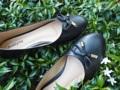 รองเท้าแฟลท ใส่สบาย หนังนุ่ม มีฟองน้ำซัพพอร์ตเท้า  พร้อมส้นกันลื่น ทรงสวย ใส่แล้วเท้าเรียว  สาวๆหน้าเท้ากว้างสามารถใส่ได้จ้า  **SIZE** Size 36 Length 23 CM. Size 37 Length 23.5 CM. Size 38 Length 24 CM. Size 39 Length 25 CM. Size 40 Length 25.5 CM.  ✨Sale เหลือ 495 บาทค่า✨ Size 36-40  #avelyne #Avelyne #Avelyne