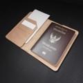 :: กระเป๋าพาสปอร์ต - Passport Holder ::  รายละเอียดสินค้า + ขนาด : 10 cm. x 14.5 cm. + โทนสี : สีน้ำตาลอ่อน + วัสดุ : หนังแท้ + ราคา : 500 บาท  . . . . . . . . . . . . . . . . . . . . . . . . . . . . . . . . . .  คำอธิบายสินค้า (Description)  มีช่องเก็บพาสปอร์ต ช่องใส่บัตร ใส่ตั๋วเดินทาง  สินค้าเป็นแบบ Made to order  ระยะเวลาก่อนผลิต 5-7 วัน   . . . . . . . . . . . . . . . . . . . . . . . . . . . . . . . . . .  #FLOCKcraftstudio #พาสปอร์ต