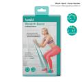 Bewell Stretch Band/ ยางยืดออกกำลังกาย  - ใช้เตรียมร่างกายก่อนออกกำลังกายจริง  - ยืดบริหารกล้ามเนื้อให้กระชับ   - บรรเทาอาการออฟฟิศซินโดรม  - ขนาดเล็ก พกพาสะดวก   ขนาดยางยืดเมื่อกางออก: 132 x 15 cm  **รับประกัน 6 เดือน