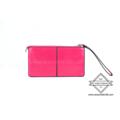กระเป๋าสตางค์แฟชั่น คล้องมือ 💥🎀  สีสวย มีช่องซิปเหล็กอย่างดี ภายในมีช่องซิปอีก2 ช่อง ในของกระจุกระจิกได้ น้ำหนักเบา  สี : ชมพู / ครีม  ขนาด : ยาว 21x สูง 11 cm.   #Anaconda168 #กระเป๋าสตางค์ #Bag #กระเป๋าสตางค์ผู้หญิง #อนาคอนด้า168