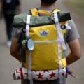 🚩PAJONPHAI ROLL RUCKSACK ที่สายผจญภัยต้องมี!  รุ่นนี้บอกเลยเหมาะสำหรับคนเมืองที่ต้องการออกไปเที่ยว ไปผจญภัย - ตัวกระเป๋ามีสีสันที่ชัดเจนเป็นเอกลักษณ์ - วัสดุเป็นผ้า 300D เนื้อละเอียด น้ำหนักเบา    หลังยาง กันน้ำได้ - ความจุจริง 35ลิตร แต่สามารถขยายได้ถึง 45ลิตร    ตามความต้องการของผู้ใช้งาน  - รองรับ Labtop ขนาด 14-17นิ้วได้สบาย  - ด้านหลังมีซับหลังอีกหนึ่งชั้น มาพร้อมสายรัดอก   ที่จะช่วยผ่อนแรง  - มีช่องเก็บสัมภาระด้านหน้า และด้านข้างทั้งสองข้าง    เพื่อแบ่งของใช้ให้เป็นสัดส่วน  - ด้านล่างยังคงมีสายรัดสัมภาระเหมือนเดิม - รองรับการใช้งานหลายรูปแบบ คนคูลๆอย่างเรา    ผจญภัยใบเดียวจบ👌🏻 _______________________________________ มีทั้งหมด 5สี 📍All black (สีดำล้วน) 📍Military (สีเขียวทหาร) 📍Semi color (5สี แม่สี) 📍Maroon blue (สีแดงมารูน สีน้ำเงิน) 📍Green yellow (สีเขียวทหาร สีเหลือง)  #กระเป๋า #กระเป๋าสะพาย #กระเป๋าเป้ #กระเป๋าเดินทาง
