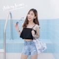 "Collection : Snow japan Colors : สีซีด  Sizes : S M L XL  Size : S M L XL ⠀S : 24-25""/32-33"" ⠀M : 26-27""/34-35"" ⠀L : 28-29""/36-37"" XL : 30-31""/38-39""  #reviewforarteryjeans  #กางเกง #กางเกงผู้หญิง #กางเกงขาสั้น #กางเกงยีนส์ #กางเกงยีนส์ขาสั้น #กางเกงผู้หญิงขาสั้น #กางเกงขาสั้นผู้หญิง"