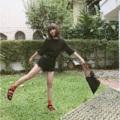 """Collection : V-Shape Colors : สีดำ Sizes : S M L XL  Size : S M L XL ⠀S : 24-25""""/32-33"""" ⠀M : 26-27""""/34-35"""" ⠀L : 28-29""""/36-37"""" XL : 30-31""""/38-39""""  #reviewforarteryjeans #เสื้อผ้าผู้หญิง #กางเกง #กางเกงขาสั้น #กางเกงขาสั้นผู้หญิง #กางเกงผู้หญิงขาสั้น #กางเกงยีนส์ #กางเกงยีนส์ขาสั้น #กางเกงยีนส์ผู้หญิง"""