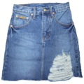 "Collection : Denim Skirt Colors : Blue ( สีกลาง ) Sizes : S M L  Size : S M L ( วัดเป็นนิ้ว ) ⠀S : 24"" สะโพก 33"" ยาว 16"" ความกว้างขา 34"" ⠀M : 27"" สะโพก 35"" ยาว 16"" ความกว้างขา 36"" ⠀L : 29"" สะโพก 36"" ยาว 16"" ความกว้างขา 38""  #กางเกง #กางเกงผู้หญิง #กางเกงขาสั้น #กางเกงยีนส์ #กางเกงยีนส์ขาสั้น #กางเกงผู้หญิงขาสั้น #กางเกงขาสั้นผู้หญิง #กระโปรงยีนส์"