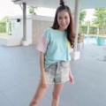 "Collection :  Fume' (ฟู-เม่) Colors : Grey (สีเทา) Sizes : S M L XL  ความพิเศษของรุ่นผ้าญี่ปุ่นและผ้านอกนั่น คือ เนื้อผ้าจะละเอียดนุ่ม ใส่สบาย ไม่แข็ง  ไม่หด และสีฟอกสวยคะ  Size : S M L XL ⠀S : 24-25""/32-33"" ⠀M : 26-27""/34-35"" ⠀L : 28-29""/36-37"" XL : 30-31""/38-39""  #reviewforarteryjeans  #กางเกง #กางเงกผู้หญิง #กางเกงขาสั้น #กางเกงขาสั้นผู้หญิง #กางเกงผู้หญิงขาสั้น #กางเกงยีนส์ #กางเกงยีนส์ผู้หญิง #กางเกงยีนส์ขาสั้น"