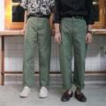 """กางเกงผ้า cotton spandex สวมใส่สบาย~  Color : dark blue, green  M (เอว 26"""" สะโพก 37"""" ความยาว 38"""") L (เอว 28"""" สะโพก 39"""" ความยาว 38"""")  #กางเกง #กางเกงขายาว #กางเกงผู้หญิง #กางเกงผู้หญิงขายาว #กางเกงขายาวผู้หญิง"""