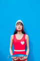 ชุดว่ายน้ำผู้หญิง The Heart in Red (Body Language Collection)  One piece swimsuit that are created for the one who love graphic and love the sense of vintage fashion. We blend these two together to create our swimwear. Every suit comes as a set with swimming cap. Every piece are designed by our designer team with the use of high quality material. Every swimsuit use double lining  to make sure our customer won't be too revealing.  ชุดว่ายน้ำผู้หญิงรุ่นหัวใจสีแดง  ชุดว่ายน้ำวันพีชที่ถูกดีไซน์มาเพื่อคนที่รักงานดีไซน์และชอบกลิ่นอายของแฟชั่นวินเทจ โดยการรวบรวมความชอบสองแบบนี้เข้าด้วยกัน จึงเกิดเป็นแบรนด์ชื่อ Herlahoop ขึ้นมา ชุดว่ายน้ำของเรามาพร้อมกับหมวกว่ายน้ำเข้าชุด ทำให้การไปเที่ยวของคุณดูไม่ซ้ำใคร ทุกชุดถูกดีไซน์มาอย่างดีโดยทีมดีไซนเนอร์ของเรา ทุกชุดใช้ผ้าเกรด A และใช้ซับในทั้งชุดสองชั้น เวลาเปียกน้ำไม่ต้องห่วงว่าจะดูโป๊ พร้อมสกรีนลายหัวใจที่ทนต่อการลงน้ำเป็นอย่างดี  Available in size S, M, L  #ชุดว่ายน้ำ #ชุดว่ายน้ำผู้หญิง #ชุดว่ายน้ำวันพีช