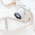 A01 Pastelpink strap ♡♡♡ Handmade camera strap made from natural colour genuine cowhide Smooth & sweet Pastelpink lambskin neck pad  สายคล้องกล้อง แฮนด์เมด ตัวสายทำจากหนังคาวน์ไฮด์มีความแข็งแรงสามารถรองรับน้ำหนักของกล้องได้เป็นอย่างดี และ บริเวณที่รองบ่าทำจากหนังแกะ เมื่อสัมผัสกับบริเวณคอหรือบ่าแล้วจะรู้สึกสบายและไม่เจ็บ เนื่องจากผิวของหนังแกะจะมีความนุ่มกว่าหนังอื่น ๆ ค่ะ  Material : 2.5mm Cowhide leather & lambskin neck pad Size : 133-143 cm. (สามารถปรับขนาดได้อีกเล็กน้อยค่ะ ) Colour : ชมพู อ่อน Pastelpink Price : 1390 THB ( +shipping fee 60 THB )
