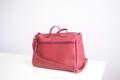 กระเป๋าสะพายใบใหญ่ แบบ Unisex bag น้ำหนักเบา สไตล์ลุยๆ    Size : W33 * H22 * D15 cm.  Shoulder strap : 105 cm.  Made of : PU&PVC Color : แดง Burgundy Detail : 1 ช่องซิปใหญ่ด้านหน้ากระเป๋า / 1 ช่องซิปขนาดกลางด้านหลังกระเป๋า / 1 ช่องซิปกลางกระเป๋า / 1 ซ่องซิปเล็กด้านในกระเป๋า / หมุดรองที่ก้นกระเป๋า  #กระเป๋า #กระเป๋าสะพาย #กระเป๋าผู้หญิง #กระเป๋าถือ