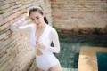 S อก 30-32 เอว 23-25 สะโพก 33-35 M อก 33-34 เอว 26-28 สะโพก 36-38 L อก 35-36 เอว 29-31 สะโพก 39-41  #ชุดว่ายน้ำ #ชุดว่ายน้ำผู้หญิง #ชุดว่ายน้ำทูพีช #บิกินี #bikini