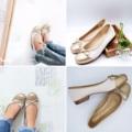 รองเท้าผู้หญิงรุ่น Cap-Toe Bowie ถูกผลิตด้วยวัสดุที่มีคุณภาพ รองด้านหลังด้วยหนังแท้ ตกแต่งโบว์ สไตล์รองเท้าใส่ง่าย นุ่มสบาย น้ำหนักเบา  รองเท้ามีลักษณะ ทรงหัวมน หน้ากว้าง และ เพิ่มความน่ารักด้วยการเล่นสี Two Tone สีเบจ เลือกใส่กับเสื้อผ้าได้หลากหลายแบบ จะใส่ไปทำงาน ในวันที่เดินเยอะ หรือใส่เดินเล่นในวันหยุดก็ได้  โอการสใช้งาน : รองเท้ารุ่นนี้เหมาะกับการใช้งานทุกโอกาส  แบบรองเท้า : ส้นเตี้ย ทรงหัวมน ไม่บีบหน้าเท้า พื้นรองเท้านุ่ม   ประเภทรองเท้า : รองเท้าส้นเตี้ย  วัสดุตัวรองเท้า : หนังไมโครไฟเบอร์ (Micro Fiber Leather) ทนทานเทียบหนังแท้ มีน้ำหนักเบา วัสดุด้านในรองเท้า : หนังแท้ +วัสดุสังเคราะห์  เสริมฟองน้ำ สี :  เบจ + ทอง  งาน Handmade ผลิตในประเทศไทย  #รองเท้า #รองเท้าผู้หญิง #รองเท้าหุ้มส้น