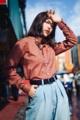 เสื้อเชิ้ตแขนยาว ผ้า Oxford สี Chocolate   #oxfordshirt #sisterp #เสื้อเชิ้ตผู้หญิง #เสื้อเชิ้ต #เสื้อเชิ้ตสี #เสื้อเชิ้ตราคาถูก #เสื้อเชิ้ตผู้ชาย #เสื้อเชิ้ตลายทาง #ลายทาง #เสื้อเชิ้ตผ้าชีฟอง #ชีฟอง #satin #chiffon #japanesesilk #ยีนส์ #เสื้อยีนส์ #เสื้อเชิ้ตผ้าซาติน #ซาติน