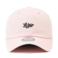 """""""This Strapback baseball cap features an embroidered FLIPPER logo at front, a stitched flipper at wearer's back side. Interior includes printed taping and a moisture absorbing sweatband. The six panel construction features breathable eyelets with a curved visor and button at top. Open back has an adjustable long strap with two metal.   - Style: Curved visor baseball cap - Material: Made of 100% 14""""""""Twill - Color: Light Pink - Size: 56.5~58.5 cm Adult free (Strap adjustable) - Feature: Flipper TWO BUCKLE longtail ballcap - Country of manufacture: Made in VIETNAM - Have a closure behind to increase/decrease size.  Notes: Due to the light and screen setting difference, the item's color may be slightly different from the pictures. Please allow slight dimension difference due to different manual measurement."""""""