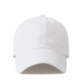 """""""This washing baseball cap features a basic plain cap, a stitched flipper at wearer's back side. Interior includes printed taping and a moisture absorbing sweatband. The six panel construction features breathable eyelets with a curved visor and button at top. Open back has an adjustable strapback.   - Style: Curved visor baseball cap - Material: Made of 100% 14""""""""Twill - Color: White - Size: 56.5~58.5 cm Adult free (Strap adjustable) - Feature: Flipper Washing blank ballcap - Country of manufacture: Made in VIETNAM - Have a closure behind to increase/decrease size. White  Notes: Due to the light and screen setting difference, the item's color may be slightly different from the pictures. Please allow slight dimension difference due to different manual measurement."""""""
