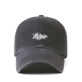 """""""This washing baseball cap features a 2D embroidered FLIPPER at front, a stitched flipper at wearer's back side. Interior includes printed taping and a moisture absorbing sweatband. The six panel construction features breathable eyelets with a curved visor and button at top. Open back has an adjustable strapback.   - Style: Curved visor baseball cap - Material: Made of 100% 14""""""""Twill - Color: Charcoal - Size: 56.5~58.5 cm Adult free (Strap adjustable) - Feature: Flipper washing flipper ballcap - Country of manufacture: Made in VIETNAM - Have a closure behind to increase/decrease size. Grey  Notes: Due to the light and screen setting difference, the item's color may be slightly different from the pictures. Please allow slight dimension difference due to different manual measurement."""""""