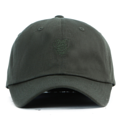 """""""This Strapback cap features an embroidered SHUT THE UP letter at front, a stitched flipper at wearer's back side. Interior includes printed taping and a moisture absorbing sweatband. The six panel construction features breathable eyelets with a curved visor and button at top. Open back has an adjustable strapback.   - Style: Curved visor strapback ballcap - Material: Made of 100% Cotton - Color: Olive - Size: 56.5~58.5 cm Adult free (Strap adjustable) - Feature: Flipper Shut The *uck Up ballcap - Country of manufacture: Made in VIETNAM - Have a closure behind to increase/decrease size.  Notes: Due to the light and screen setting difference, the item's color may be slightly different from the pictures. Please allow slight dimension difference due to different manual measurement."""""""
