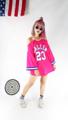 """มินิเดรสเปิดไหล่คอกุ้นผูกโบร์ด้านหลัง  ปลายแขนทรงกระดิ่งติดเทป  freesize.  อก-44"""" สะโพก-44"""" ยาว 30"""" สี : ชมพู pink  #เสื้อผ้าผู้หญิง #เสื้อผู้หญิง #เดรส #เดรสสั้น #เดรสสั้นแขนยาว #มินิเดรส #เดรสเปิดไหล่ #เปิดไหล่"""