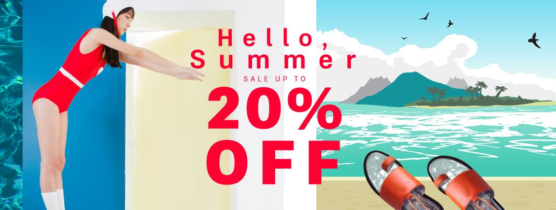 Campaign Hello Summer