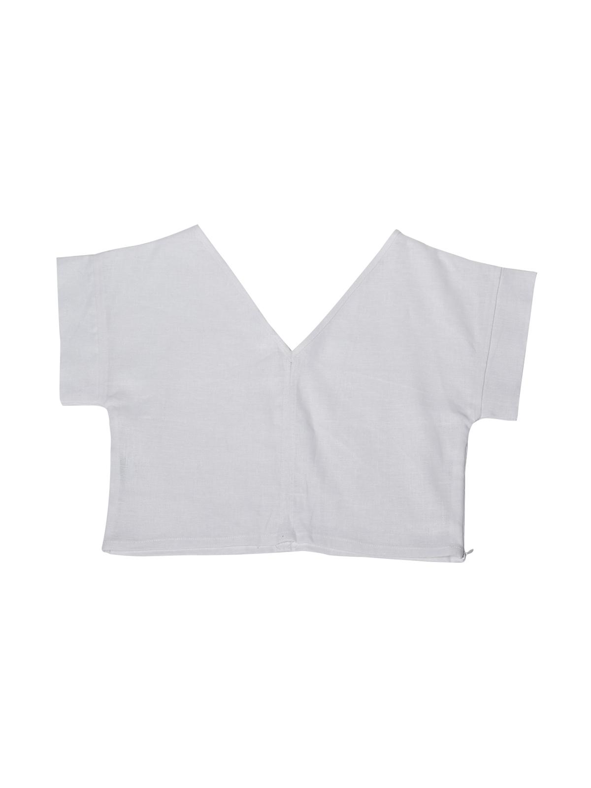 เสื้อผ้าผู้หญิง,เสื้อผู้หญิง,เสื้อครอป,เสื้อครอปแขนสั้น,เสื้อแขนสั้น