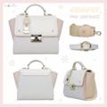 ชื่อสินค้า : THE'TIME COLLECTIONS Mrs.Pot กระเป๋าสะพาย ใบเล็ก สำหรับคุณผู้หญิง เป้นกระเป่าหนัง PU ดีไซน์เรียบง่าย สีชมพูอ่อน ดูน่ารัก หวานๆ ไม่ซ้ำใคร นอกจากนี้ใน 1 เซ็ตยังมีสายกระเป๋าให้ 2 แบบ คือแบบสายผ้า และสายหนัง สามารถปรับระดับความยาวได้ทั้งคู่นะคะ ไอเท็มน่ารักๆแบบนี้ไม่มีไม่ได้แล้วว  รายละเอียดสินค้า + โทนสี : สีชมพูครีมเทา (Pink lemonade) + ขนาด : 10.5x20(25)x18 cm  (กว้างxยาว(ปีก)xสูง) + วัสดุ : Imported PU  + มี 2 สาย ปรับความยาวได้ทั้งคู่นะคะ:)   #SPACEME #กระเป๋า #กระเป๋าถือ #กระเป๋าสะพาย #กระเป๋าผู้หญิง #กระเป๋าหนัง #SPACEME