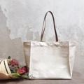 """กระเป๋าถือผ้าแคนวาสหนา พร้อมสายยาวสะพายข้าง มีหลายสีนะคะ สอบถามเพิ่มเติมได้เลยนะคะ   Dimension: W 19"""" x H 13"""" x D 6"""" Color : ขาว white  #Bag #canvas #canvasbag #madetoorder #longstrap #crossbodybag #crossbody #Lapindesigns #chic #design #unique #กระเป๋า #กระเป๋าผ้า #กระเป๋าถือ #กระเป๋าสะพาย"""