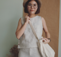 "❤️:: Hibiki Top :: • Premium Linen • 2 colors • Chest width 37"" • Front's length 19.5"" • Back's length 21.5"" • 590THb. **รุ่นนี้ผ้าสวยมาก หนากำลังดี แนะนำเลย😊  #เสื้อผ้าผู้หญิง #เสื้อผู้หญิง #เสื้อแขนกุด"