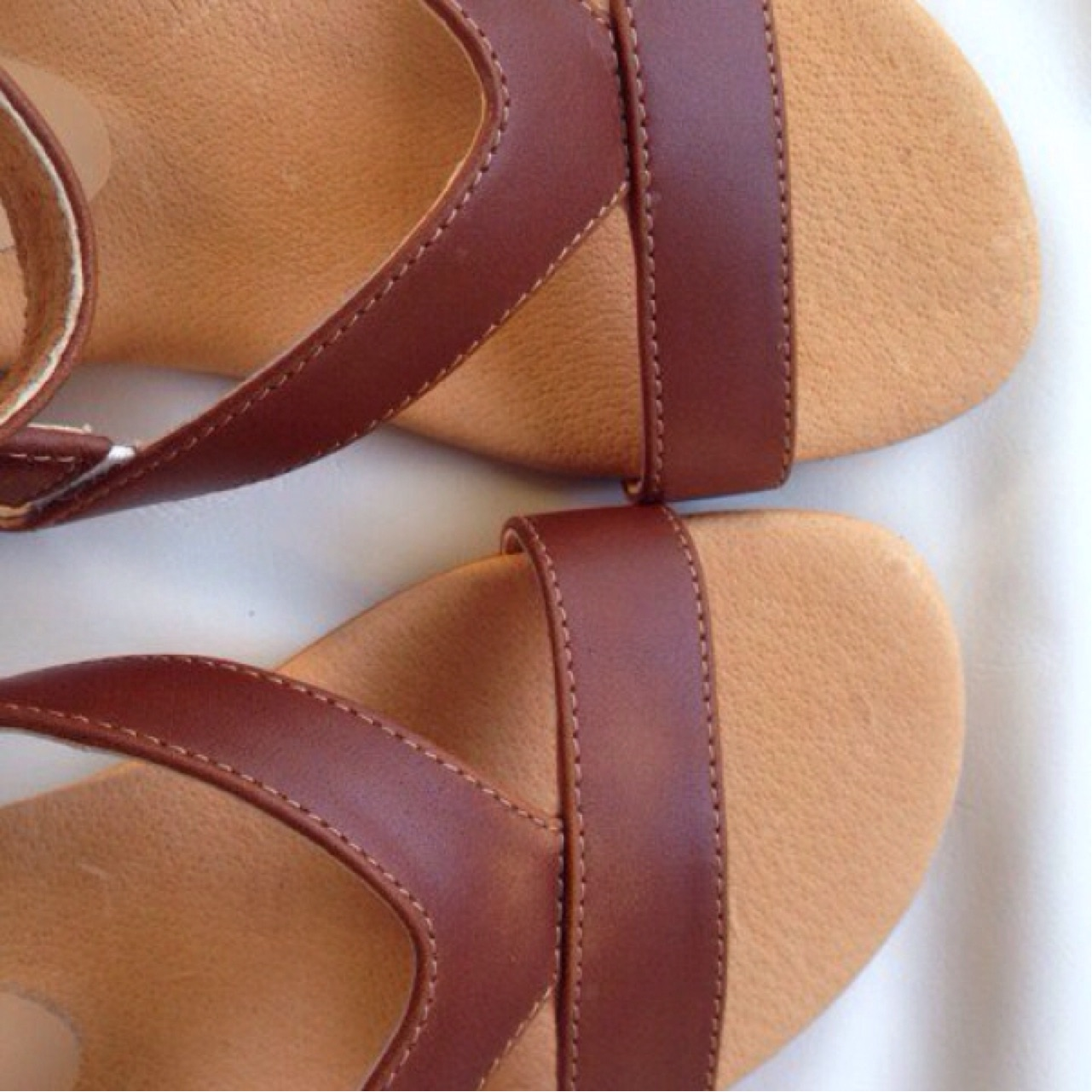 Wabin,ร้องเท้า,รองเท้าผู้หญิง,รองเท้ารัดข้อ,รองเท้าหนัง