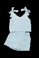 Baby Blue Gingham  ชุดที่มาพร้อมกับความสดใส ใส่แยกชิ้นก็สามารถเลือก match ได้หลากหลาย หรือจะใส่เป็นเซทก็น่ารัก  สี : ฟ้า blue  #เสื้อผ้าผู้หญิง #เสื้อผู้หญิง #เสื้อสายเดี่ยว #สายเดี่ยว #กางเกง #กางเกงผู้หญิง #กางเกงขาสั้น #กางเกงขาสั้นผู้หญิง #กางเกงผู้หญิงขาสั้น