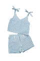 Blue Gingham Set ชุดที่มาพร้อมกับความสดใส ใส่แยกชิ้นก็สามารถเลือก match ได้หลากหลาย หรือจะใส่เป็นเซทก็น่ารัก  สี : ฟ้า blue  #เสื้อผ้าผู้หญิง #เสื้อผู้หญิง #เสื้อสายเดี่ยว #สายเดี่ยว #กางเกง #กางเกงผู้หญิง #กางเกงขาสั้น #กางเกงขาสั้นผู้หญิง #กางเกงผู้หญิงขาสั้น