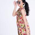 """❀ Blazers Floral Ivory ❀ Fabric : Combed Cotton Twill Color : Ivory Size : Free Size  รอบอก 32"""" ( ได้ถึง 36"""" ) ยาว 29""""  Detail : Blazers ตัวยาว คัตติ้งดีมาก มีซัปในทั้งตัวค่ะ ……………………… ❀ Short Pant Floral ❀ Fabric : Combed Cotton Twill Color : Ivory, Dark Blue  Size : Free Size  เอว 23"""" ( ขยายได้ถึง 30"""" ) สะโพก 38"""" ยาว 14""""  Detail : กางเกงขาสั้น เอวมียางยืดซ้ายขวาเพื่อเพิ่มขนาดเอวให้สาวๆได้ถึง 6-7""""  #เสื้อผ้าผู้หญิง #เสื้อผู้หญิง #เสื้อคลุม #เสื้อคลุมแขนกุด #เสื้อแขนกุด #กางเกง #กางเกงขาสั้น #กางเกงขาสั้นผู้หญิง #กางเกงผู้หญิง #กางเกงผู้หญิงขาสั้น"""
